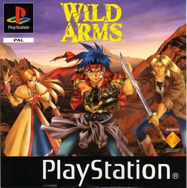 Visuel Wild Arms /  (Jeux vidéo)