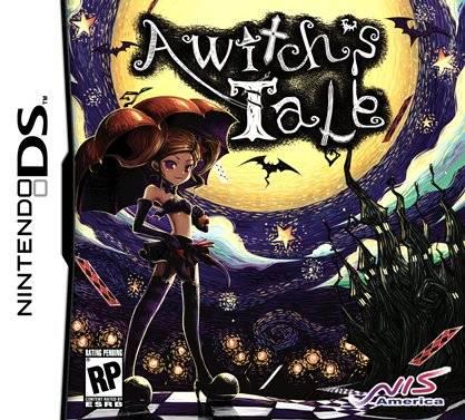 Visuel Witch's Tale (a) /  (Jeux vidéo)