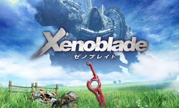 Visuel Xenoblade Chronicles /  (Jeux vidéo)