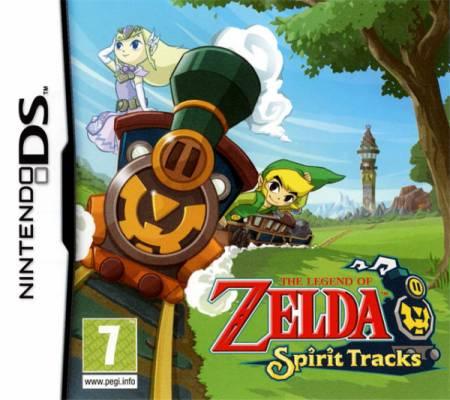 Visuel Zelda (The Legend of) : Spirit Tracks /  (Jeux vidéo)