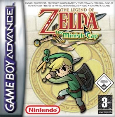 Visuel Zelda (The Legend of) : The Minish Cap /  (Jeux vidéo)