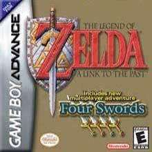 Visuel Zelda (The Legend of) : A link to the past /  (Jeux vidéo)