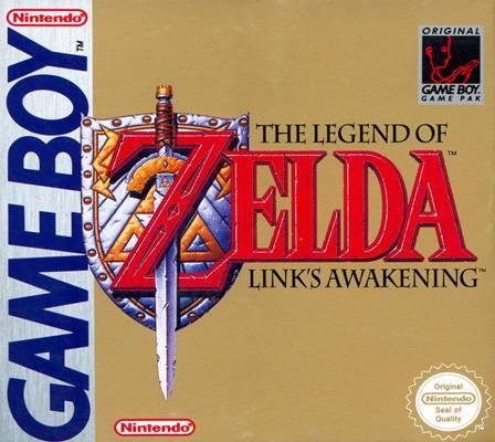 Visuel Zelda (The Legend of) : Link's Awakening /  (Jeux vidéo)