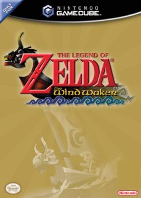 Visuel Zelda (The Legend of) : the Wind Waker /  (Jeux vidéo)