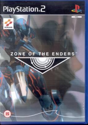 Visuel Zone of the Enders /  (Jeux vidéo)