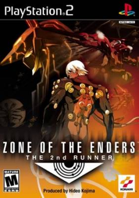 Visuel Zone of the Enders - The 2nd Runner /  (Jeux vidéo)