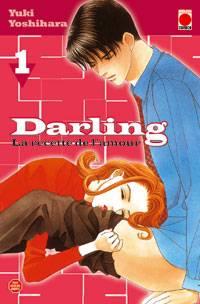 Visuel Darling - La recette de l'Amour / Darling wa namamono ni tsuki (Josei)