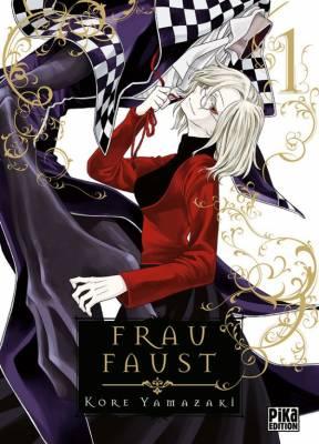 Visuel Frau Faust / Frau Faust (Josei)
