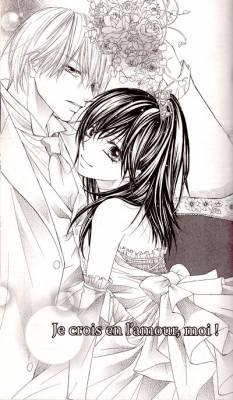 Visuel Je crois en l'amour, moi! / Datte Ai wo Shinjiteru (だって愛を信じてる) (Josei)