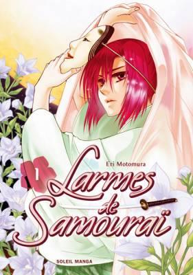 Visuel Larmes de samurai / Kanashi no Homura: Yume Maboroshi no Gotoku (Josei)