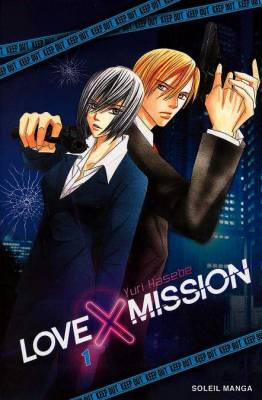 Visuel Love x Mission / 9 to 5 Love x Mission (Josei)