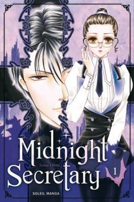 Visuel Midnight Secretary / Midnight Secretary (Josei)