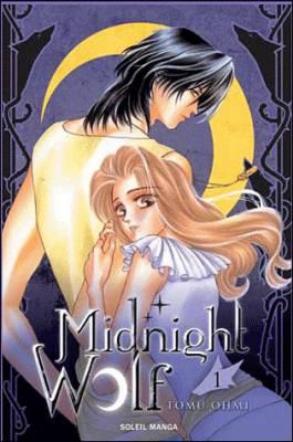Visuel Midnight Wolf / Kindan no koi de ikou (Josei)