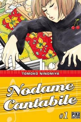 Visuel Nodame Cantabile / Nodame Cantabile (Josei)