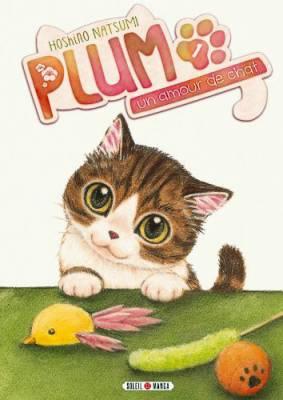 Visuel Plum, un amour de chat / Kijitora Neko no Koume-san (Josei)