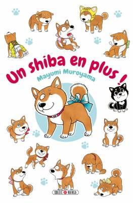 Visuel Shiba en plus ! (Un) / Omake no Shibako (おまけの柴子) (Josei)