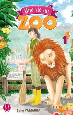 Visuel Vie au zoo (Une) / Kemono Michi (ケモノみち) (Josei)