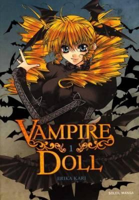 Visuel Vampire Doll / Guilt-na-Zan Vampire Doll (Josei)