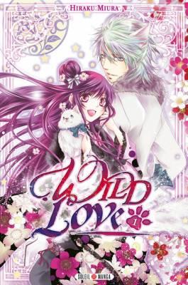Visuel Wild Love / Ai x Yajuu - Love x Wanko (Josei)