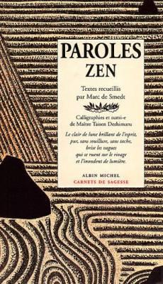 Visuel Paroles Zen /  (Livres d'art)