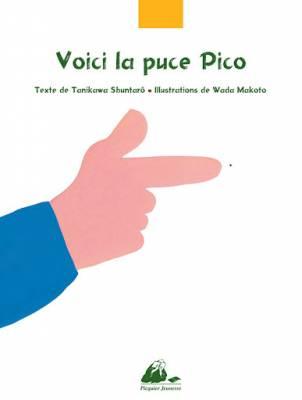 Visuel Voici la puce Pico / Kore wa nomi no piko (これはのみのぴこ) (Livres d'art)