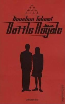 Visuel Battle Royale / Battle Royale (Littérature)
