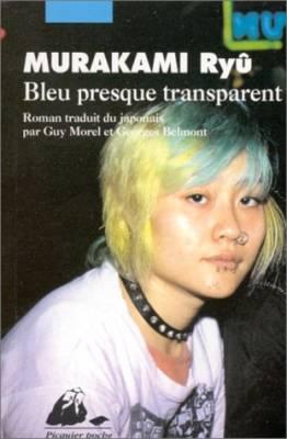 Visuel Bleu presque transparent / Kagirinaku Tômei ni chikai burû (Littérature)