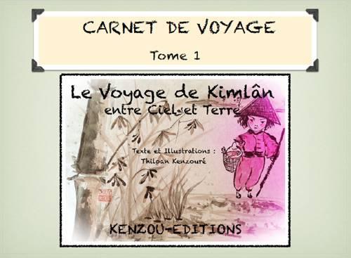 Visuel Carnet de voyage / Carnet de voyage (Littérature)