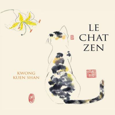 Visuel Chat Zen (Le) / The Cat and the Tao (Livres d'art)