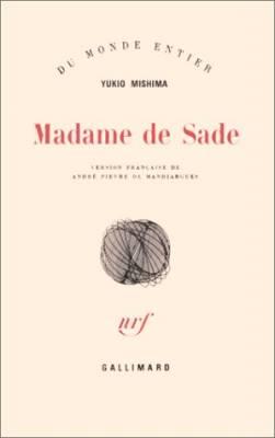 Visuel Madame de Sade / SadoKohshaku Fujin (Littérature)