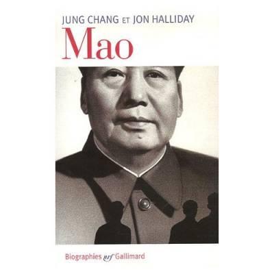 Visuel Mao, l'histoire inconnue / Mao, the unknown story (Littérature)