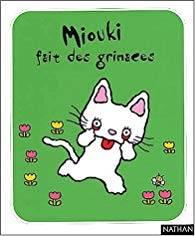 Visuel Miouki fait des grimaces / Nontan (ノンタン) (Littérature)