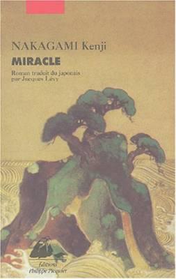 Visuel Miracle / Kiseki (Littérature)