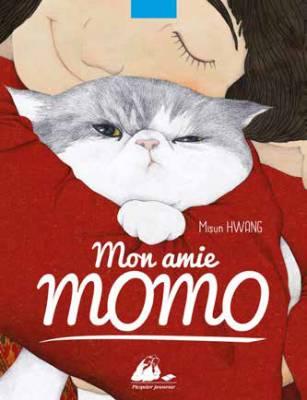 Visuel Mon amie MOMO / Nae chingu momo (내친구모모) (Livres d'art)