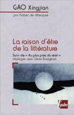 Visuel Raison d'être de la littérature (La) /  (Littérature)