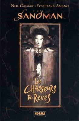Visuel Sandman - les Chasseurs de Rêves (The) / THE SANDMAN: The Dream Hunters (Livres d'art)