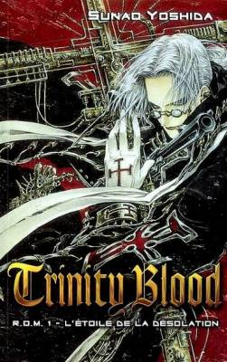 Visuel Trinity Blood / Trinity Blood Reborn on the Mars (Littérature)