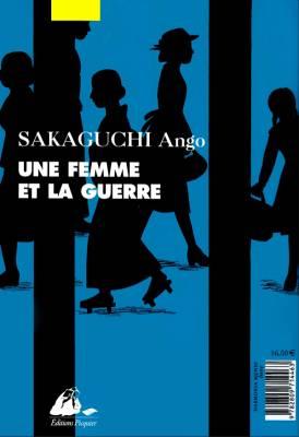Visuel Femme et la guerre (Une) / Sensô to hitori no onna (戦争と一人の女) (Littérature)