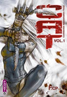 Visuel CAT - Confidential Assassination Troop / CAT - Confidential Assassination Troop (Manhua)