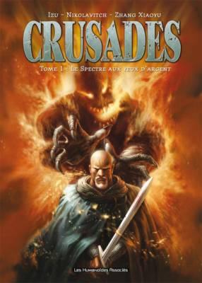 Visuel Crusades / Crusades (Manhua)