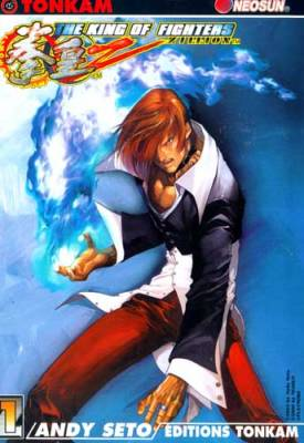 Visuel King of fighters Zillion / King of fighters Zillion (Manhua)