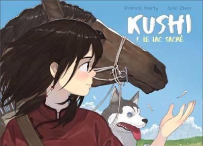 Visuel Kushi / Kushi (Manhua)