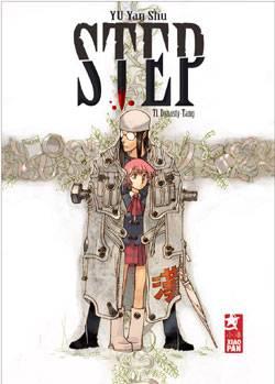 Visuel Step / Step (Manhua)