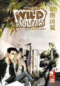 Visuel Wild Animals / Wild Animals (Manhua)