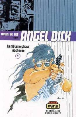 Visuel Angel Dick / Angel Dick (Manhwa)