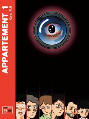 Visuel Appartement / Apartment (Manhwa)