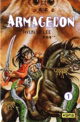 Visuel Armagedon / Armageddon (Manhwa)