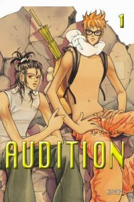 Visuel Audition [incomplet] / Audition (Manhwa)