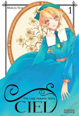 Visuel Ciel - The last autumn story / Ciel - The last autumn story (Manhwa)