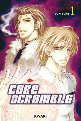 Visuel Core Scramble / Core Scramble (Manhwa)